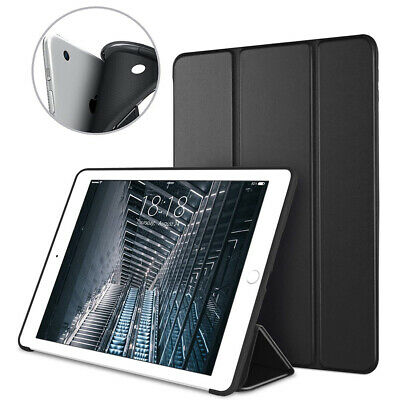 New Slim Smart Stand Magnetic Leather Case Soft Cover For All APPLE iPad Models
