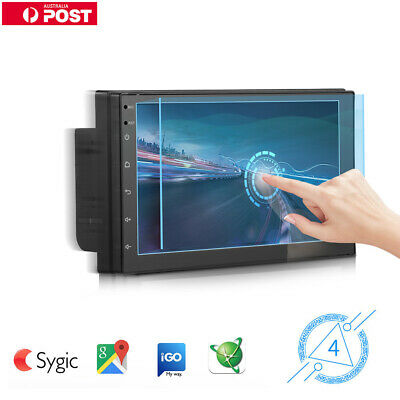 """7"""" Double 2-Din Android 8.1 Car MP5 Player Touch Screen Stereo Radio GPS WIFI AU"""