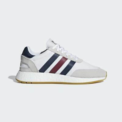 56a9870e6 Adidas Iniki boost I-5923 BD7813 White/Tri-color Men's Running Shoes Retail