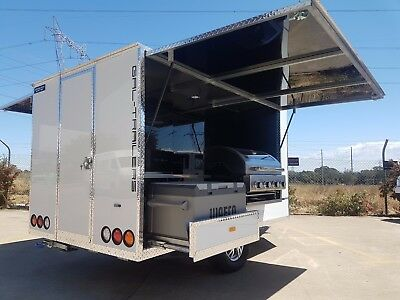 Mobile Coffee/Bbq  Trailer - Ready To Work - Finance Available