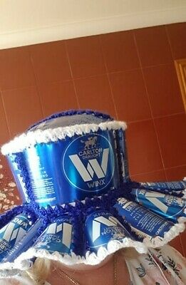Winx hand made aluminium hat, one size fits most