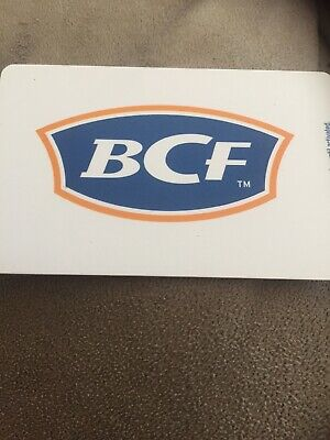 BCF gift Card $100 No Expiry Date