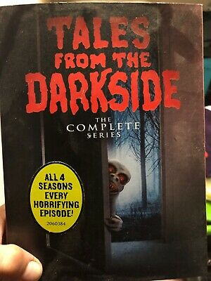 Tales From the Darkside: The Complete Series, Very Good DVD,