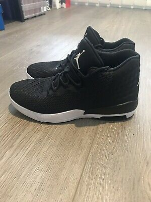 Original Jordan Sneakers - Size 6Y US Youth black