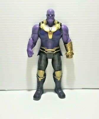 "6"" Marvel Avengers 3 Infinity War Movable Joints Thanos Action Figure"