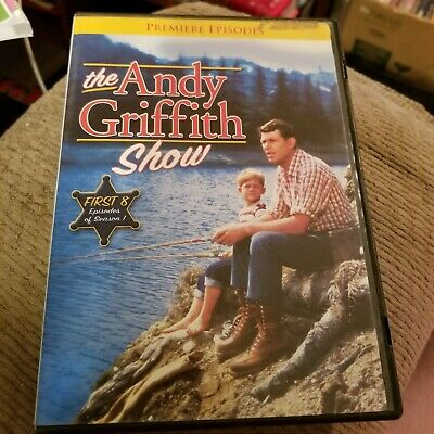The Andy Griffith Show - The Premiere Episodes (DVD, 2006)