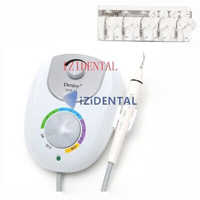 Denjoy Dental Ultrasonic Scaler Machine Compatible with Woodpecker & EMS DUS-1A