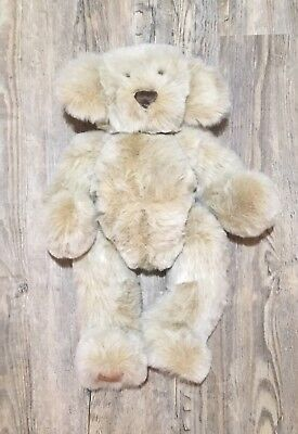 Large Jointed Handmade Teddy