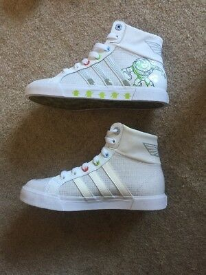 Kids Adidas Toy Story Shoes Size 3US Buzz Lightyear New In Box Rare Hard To Find