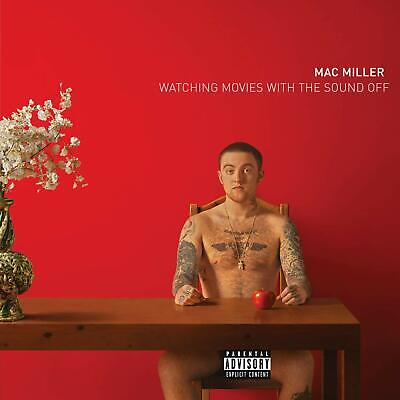 MAC MILLER - WATCHING MOVIES WITH THE SOUND OFF 2 x VINYL LP NEW (29TH MAR)