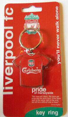 Liverpool Football Club Keyring Authentic Merchandise