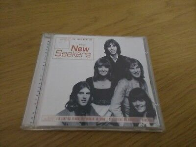 The New Seekers - Very Best Of  CD