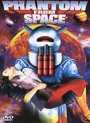 Phantom From Space (DVD, 2002) DISC ONLY, FREE SHIPPING
