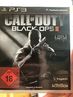 Call of Duty: Black Ops 2 (100% uncut) - PS3 (USK18)
