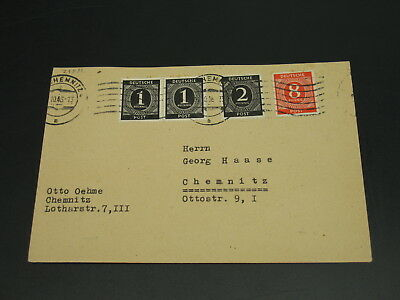 Germany 1946 postcard *21991