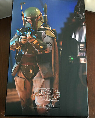 Boba Fett • Star Wars Hot Toys • Movie Masterpiece Collection Mms463