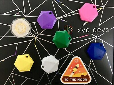 1 XYO Sentinel for Crypto Currency Geo Mining! BRAND NEW! Ready For COIN app!!
