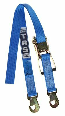 TRS Ratchet Tie Down, 50mm, 2m Long, 2200kg Heavy Duty Ratchet, Snap Ends