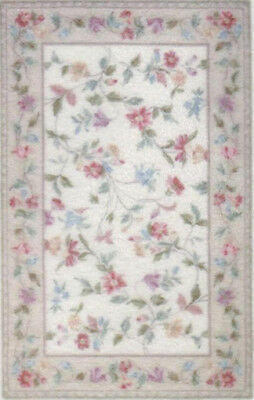 "1:48 Scale Dollhouse Area Rug 0001909 - approximately 1-7/8"" x 2-15/16"""
