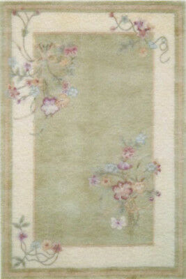 "1:48 Scale Dollhouse Area Rug 0001914 - approximately 1-15/16"" x 2-15/16"""