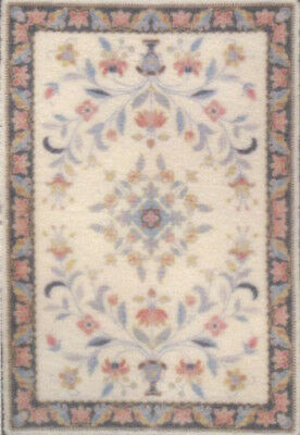 "1:48 Scale Dollhouse Area Rug 0001921 - approximately 1-15/16"" x 2-7/8"""