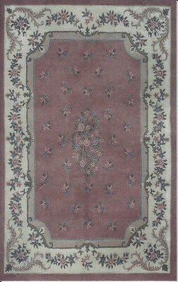 "1:12 Scale Dollhouse Area Rug 0001329 - approximately 5"" x 7-15/16"""