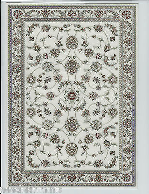 """1:12 Scale Dollhouse Area Rug 0000727 - approximately 7 3/8"""" x 10 3/8"""""""