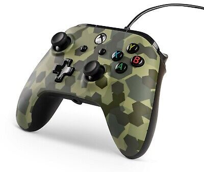 Power A Xbox One Wired Controller - Deep Jungle Camo (1508487-01)™