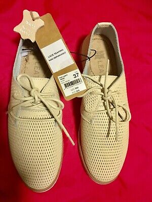 Genuine Leather Ladies Casual / Comfort Shoes size 37 - New
