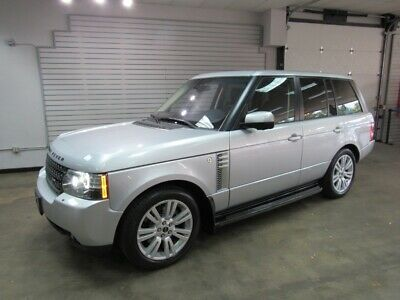 2012 Range Rover HSE 2012 Land Rover Range Rover HSE 68,125 Miles Silver  4.4L V8 DOHC 32V Automatic