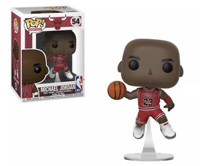 Funko POP! NBA Chicago Bulls - Michael Jordan #54 - FREE