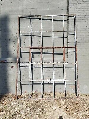Reclaimed Vintage Industrial Factory Steel Casement Window Big! #3