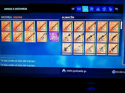 Armas Fortnite 130, Salvar El Mundo