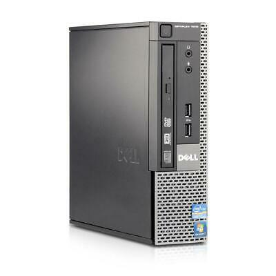 Dell Optiplex 7010 USFF / Intel i5 3470S / SSD NEUF 240Go / RAM 8Go / Win 10 pro