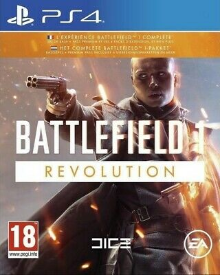Battlefield 1 Revolution | PS4 | No CD