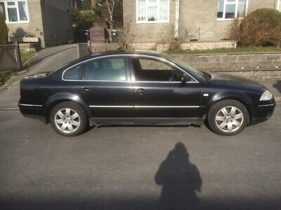 VW Passat 4motion 2.8 V6 spares or repair