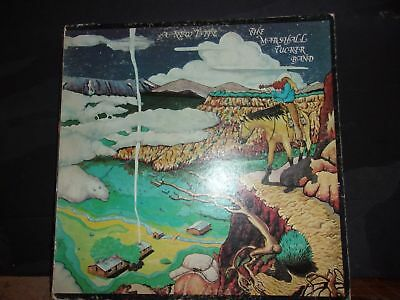 The Marshall Tucker Band - New Life  - 1974 -  Vinyl Lp - Capricorn Records