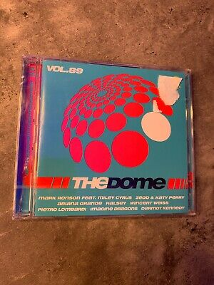 THE DOME Vol. 89 ( Sampler 2019 ) 2 CD NEU & OVP 08.03. 2019