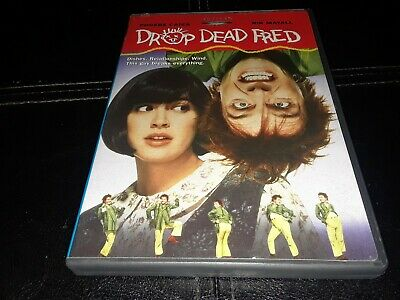 Drop Dead Fred (R1 USA DVD) Phoebe Cates Rik Mayall TESTED FREE SHIPPING