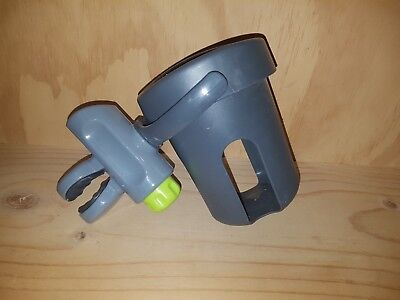 BRICA Drink Pod Cup Holder For Pram Or Stroller In Very Good Condition
