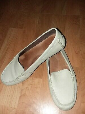 28f3a2aee2d UGG AUSTRALIA MILANA II Water Resistant Leather Loafers Canvas Women's Flats