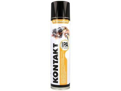 1 X KONTAKT IPA + 600ML Isopropyl alcohol; colourless; cleaning; spray; 600ml; c