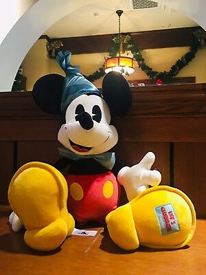 RARE NEW DISNEY Parks Exclusive MICKEY MOUSE 90TH BIRTHDAY HAT