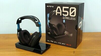 Astro A50  Gen 3 Headsets for Multi-Platform PS4, PC, and MAC