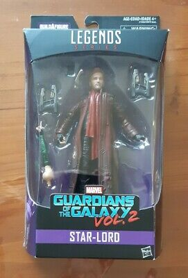 MARVEL Legends Guardians of the Galaxy STAR LORD Brand New In Box!