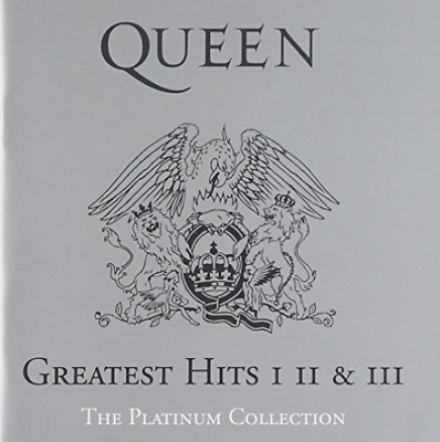 Queen-Greatest Hits I Ii & Iii Cd Nuovo
