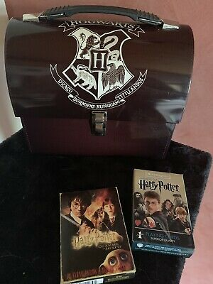 Harry Potter Lunch Box And Pack Of Cards