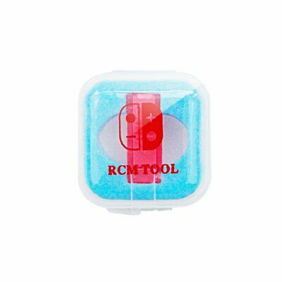 T001RCM Short Circuit Recovery Mode Plastic Jig Tool Clip for Nintendo Switch☟✌