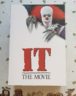 1990 Ultimate Pennywise (Stephen King's It) NECA NEW ESO GENUINE ORIGINAL