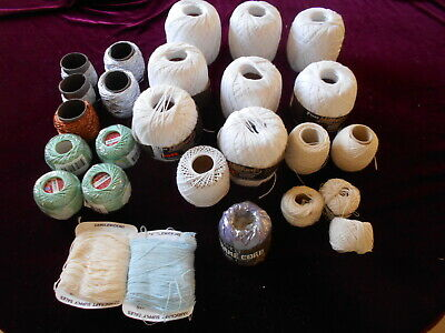 Huge Selection Of Knitting & Crochet Cottons